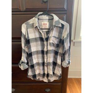 Women's Flannel Blouse